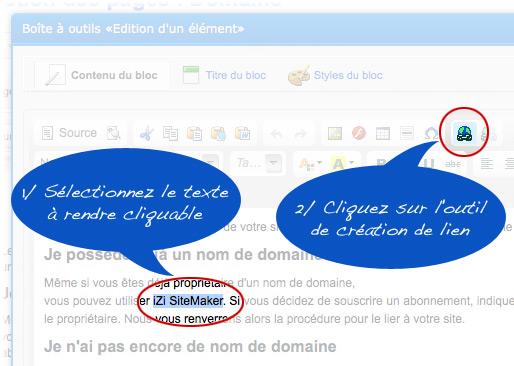 Cr er un lien vers une page ou un fichier for Ouvrir un lien dans une nouvelle fenetre html